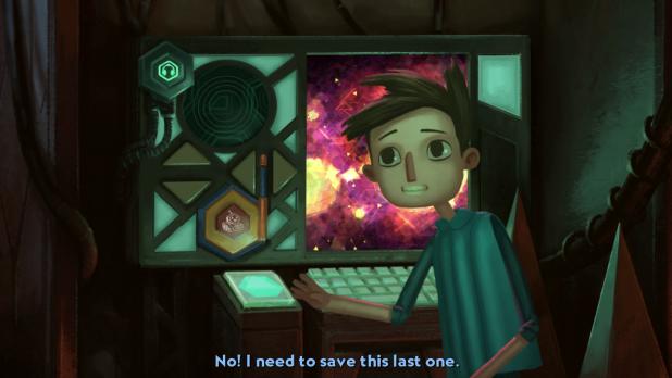 Minigame UI - Broken Age