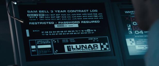 Security UI - Moon