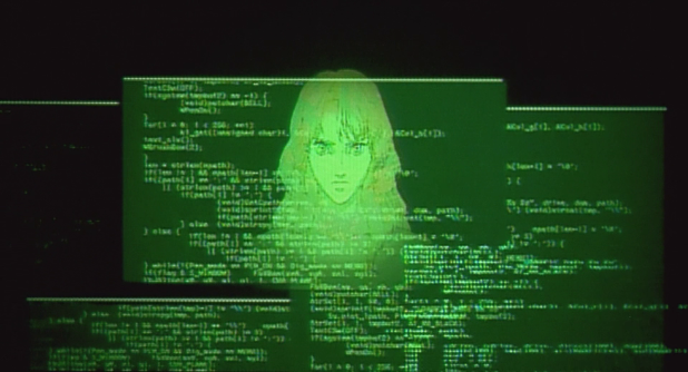 Analysis UI - Ghost in the Shell