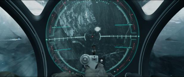 Ship HUD UI - Oblivion