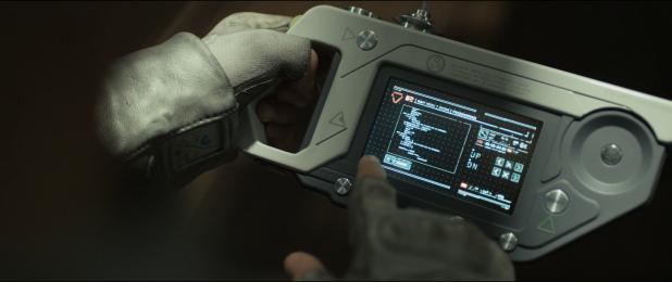 Portable Devices UI - Oblivion
