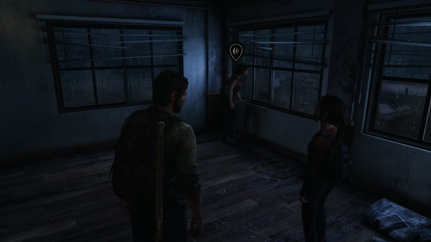 Dialogue UI - The Last of Us