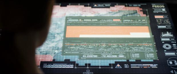 Decryption UI - Oblivion