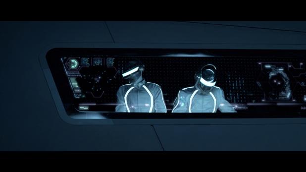 Analysis UI - Tron Legacy