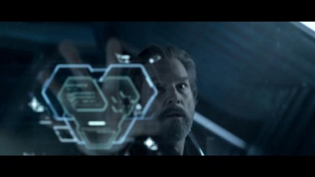 Hacking UI - Tron Legacy