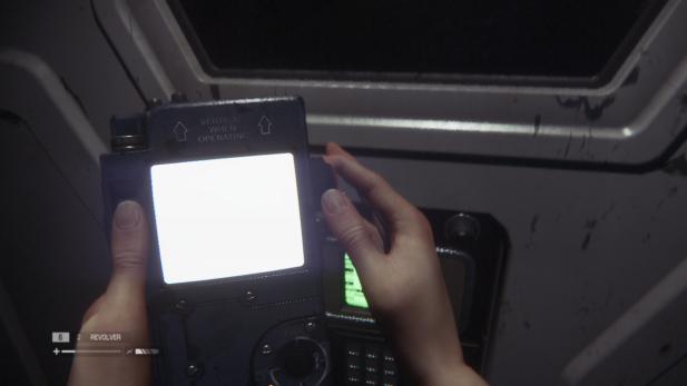 Hacking Minigame UI - Alien Isolation