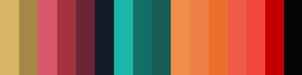 Saturated Colors - Oblivion