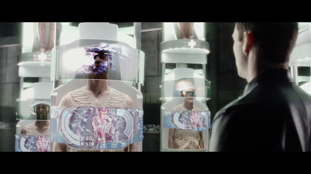 Medical UI - Minority Report