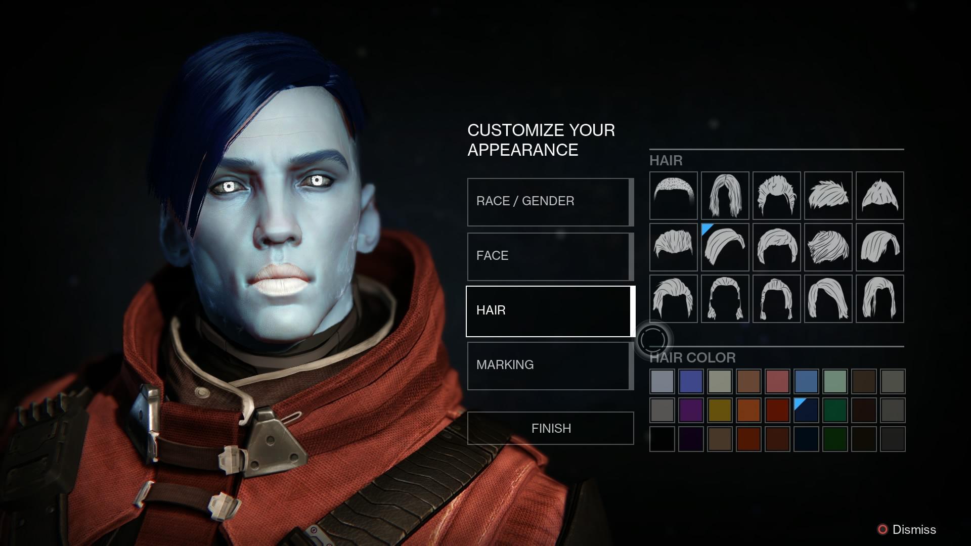 destiny character creation - photo #15