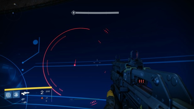 Diegetic UI (Display) - Destiny