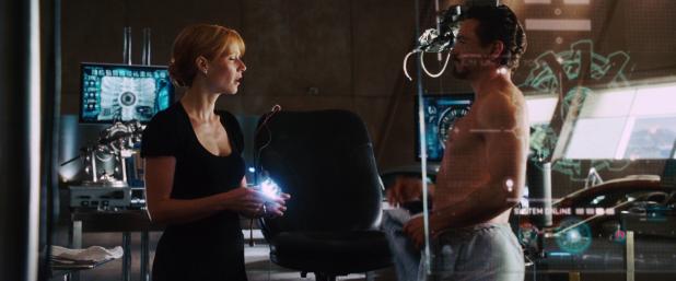 Analysis UI - Iron Man 1