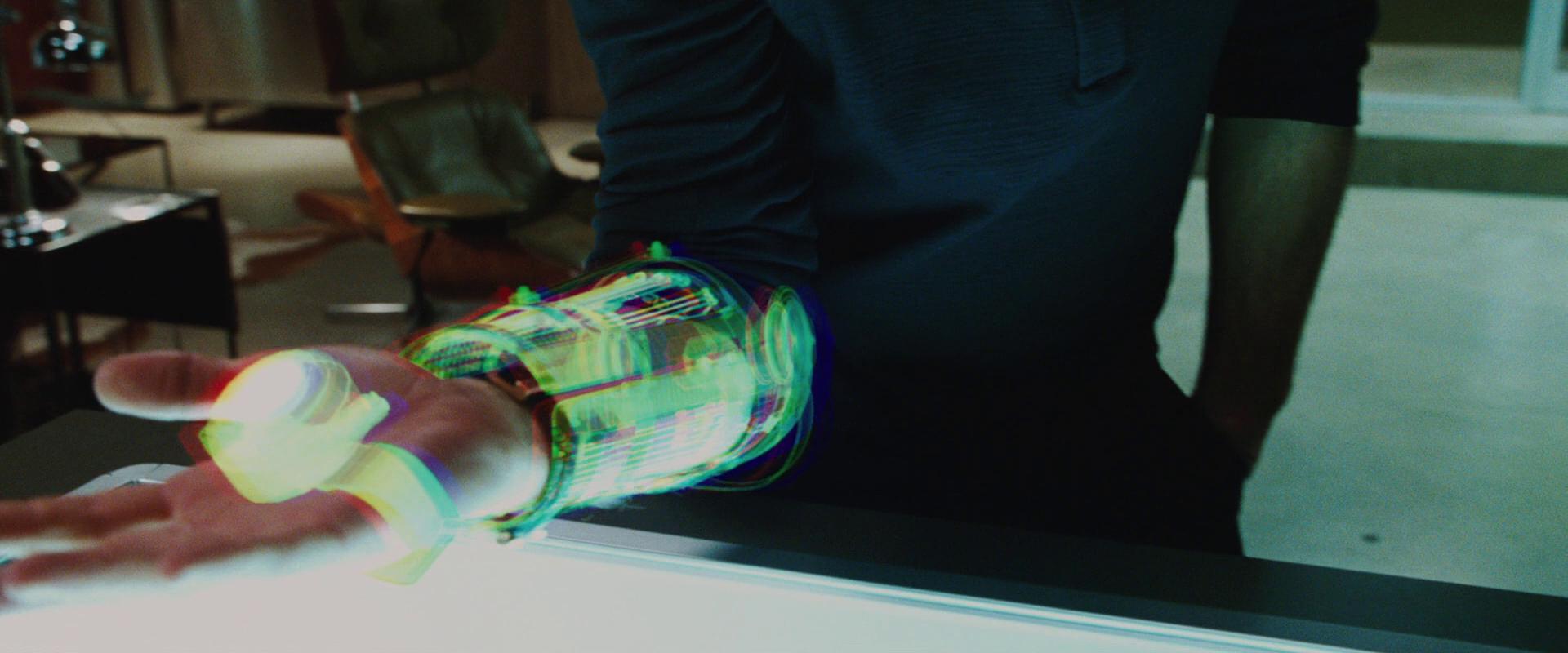 how to make a hologram ui