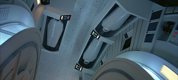 Medical UI - 2001 A Space Odyssey