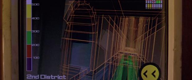Cockpit UI - The Fifth Element