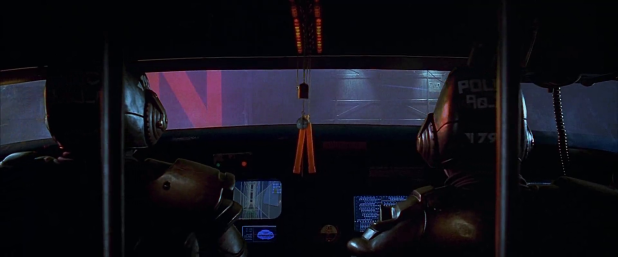 Cockpit UI - The Fifth Element