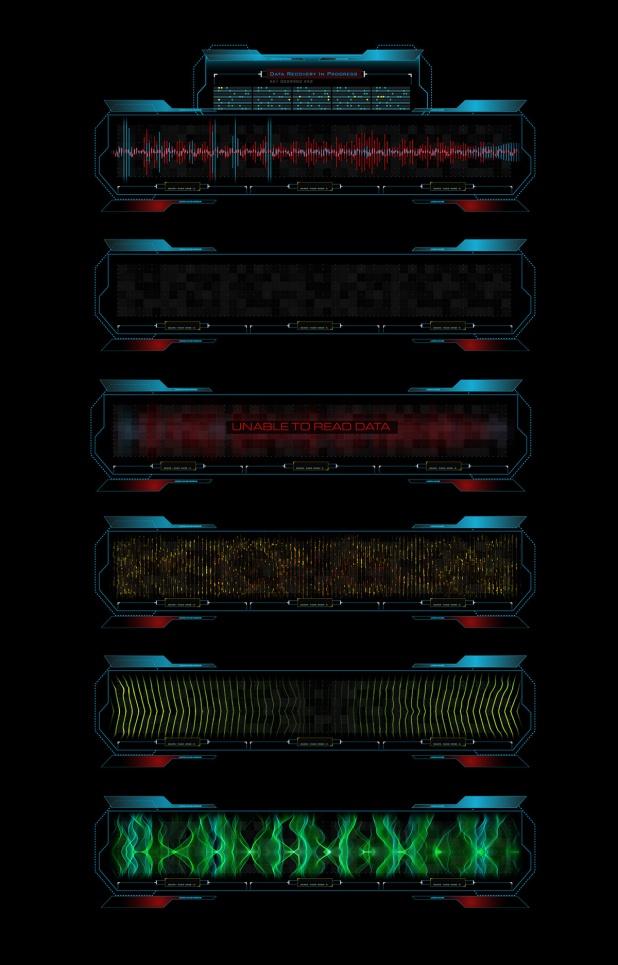 Dark Matter Season 1 - Seth Molsen