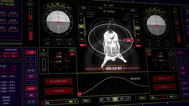 The Martian - Territory Studio UI Reel
