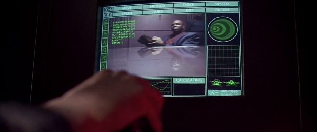 Surveillance UI - The Fifth Element