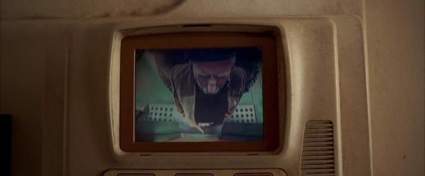 Surveillance UI - The Fifth Element
