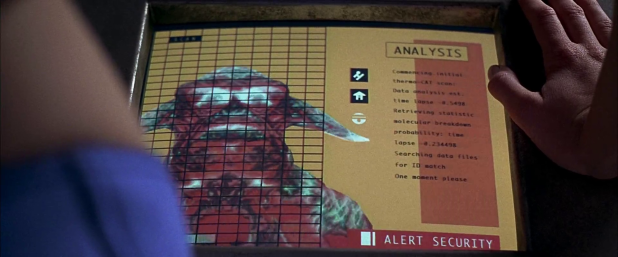 Analysis UI - The Fifth Element