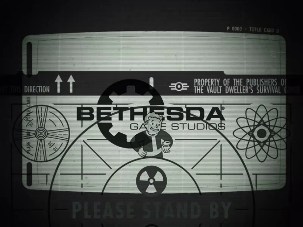 Start Sequence UI - Fallout Shelter