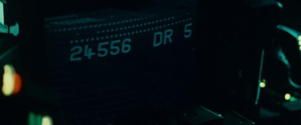 Status UI - Blade Runner