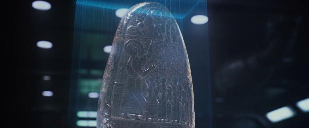 Hologram UI - Prometheus