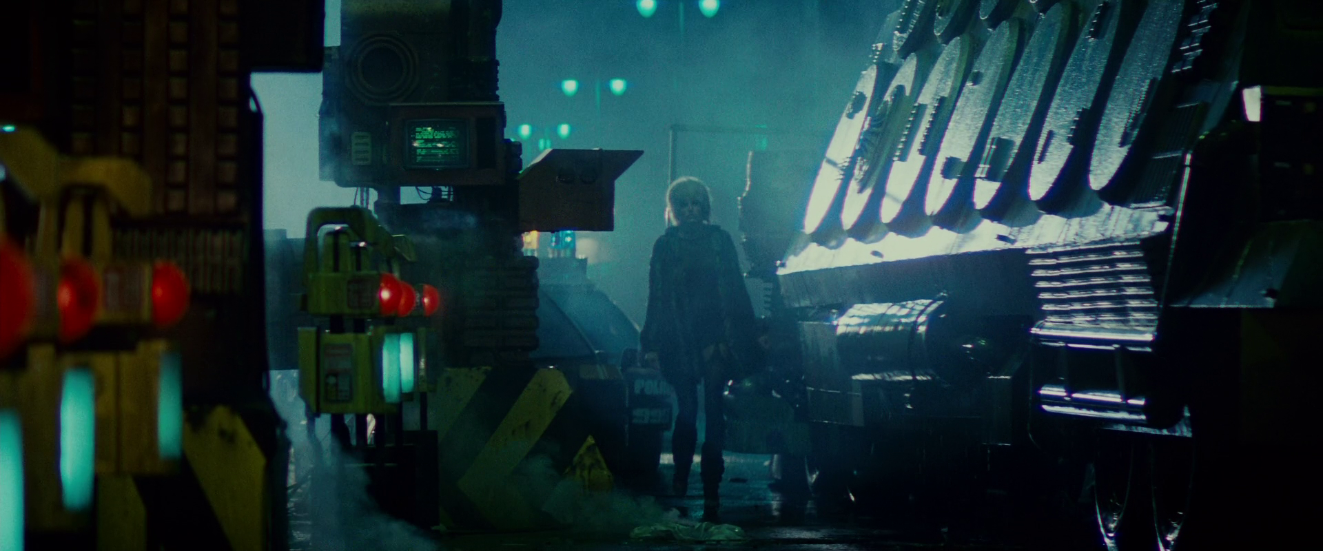 an analysis of the movie the blade runner Ford, with his star wars cachet, was blade runner's top-line draw, but it's hauer's movie all the way blade runner took years to find an audience.