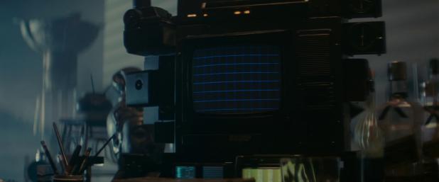 Analysis UI - Blade Runner