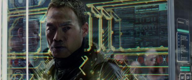 Hologram UI - Total Recall (2012)