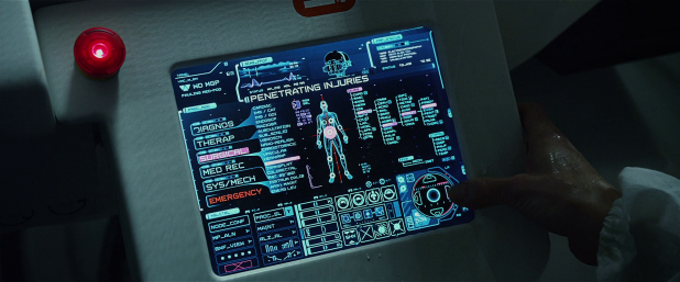 Medical UI - Prometheus