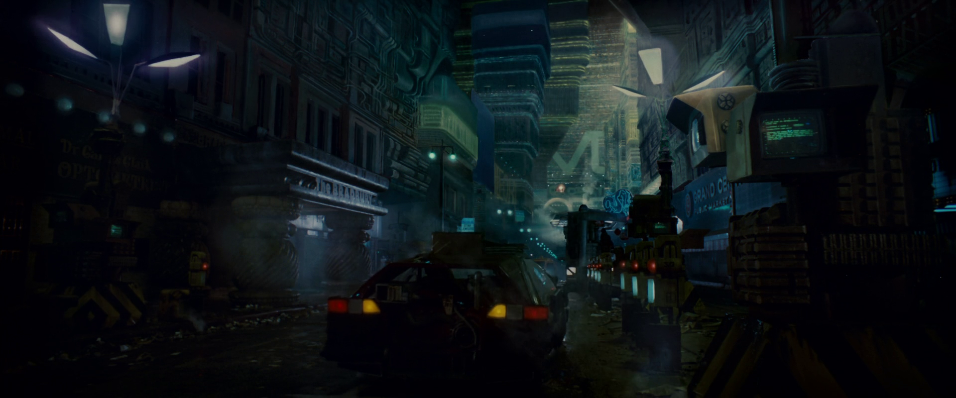 blade runner film analysis essay Film studies for free just watched the above, very new, film analytical video essays, spotted on one of its regular trawls of the great video hosting site vimeo they are made for educational and critical purposes, using fair use/fair dealing procedures, by the irish filmmaker, broadcaster, and lecturer steven.
