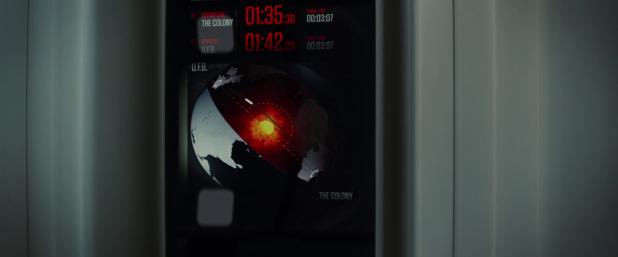 Dashboard UI - Total Recall (2012)