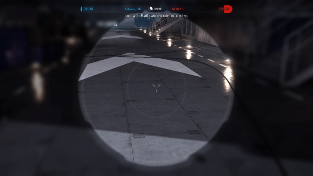 Scope UI - Star Wars Battlefront