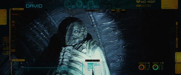 Helmet HUD UI - Prometheus